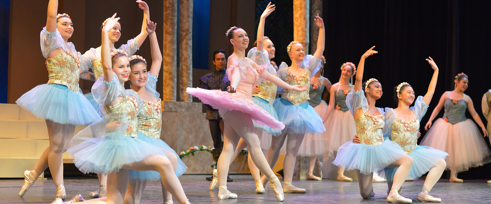 Civic Youth Ballet performance