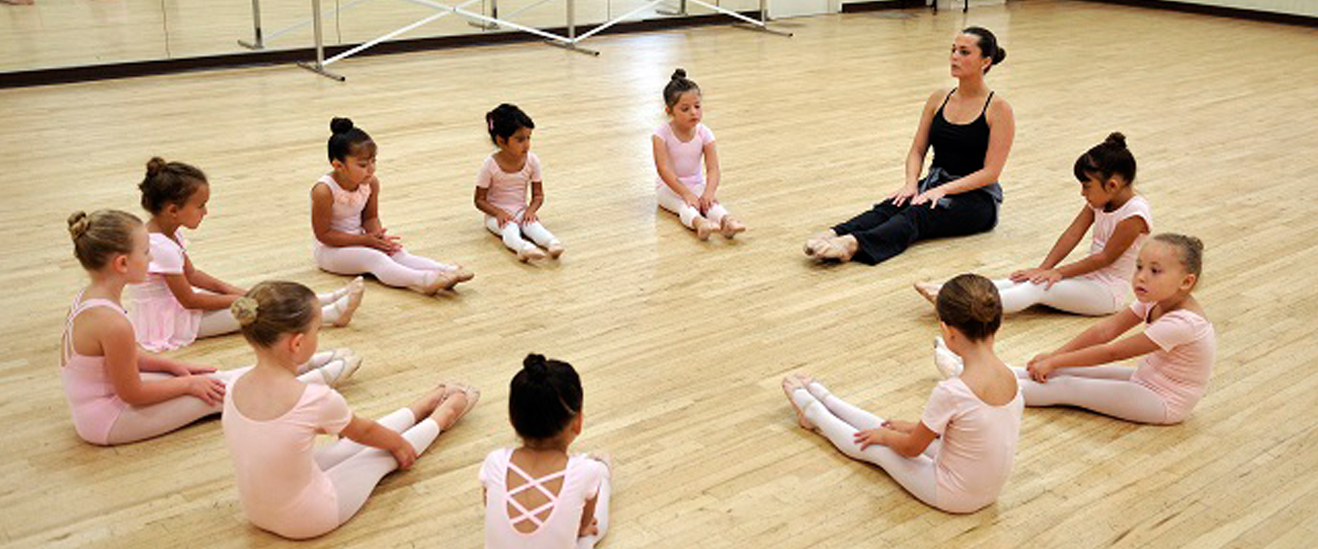 Civic Youth Ballet classes