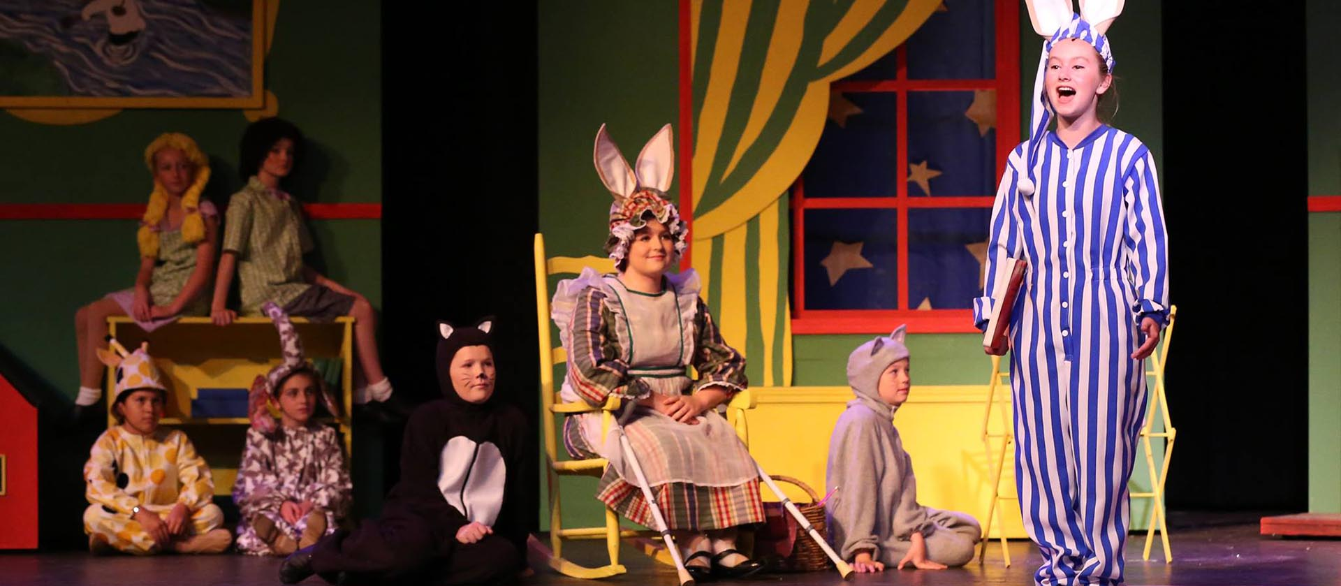 San Diego Junior Theatre - Goodnight Moon