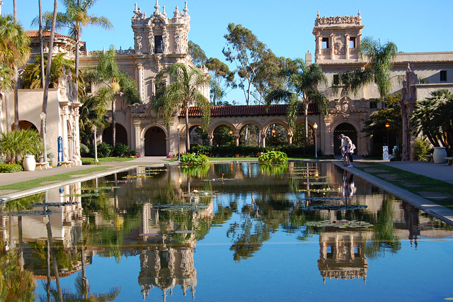 Audio Tour Lily Pond and El Prado