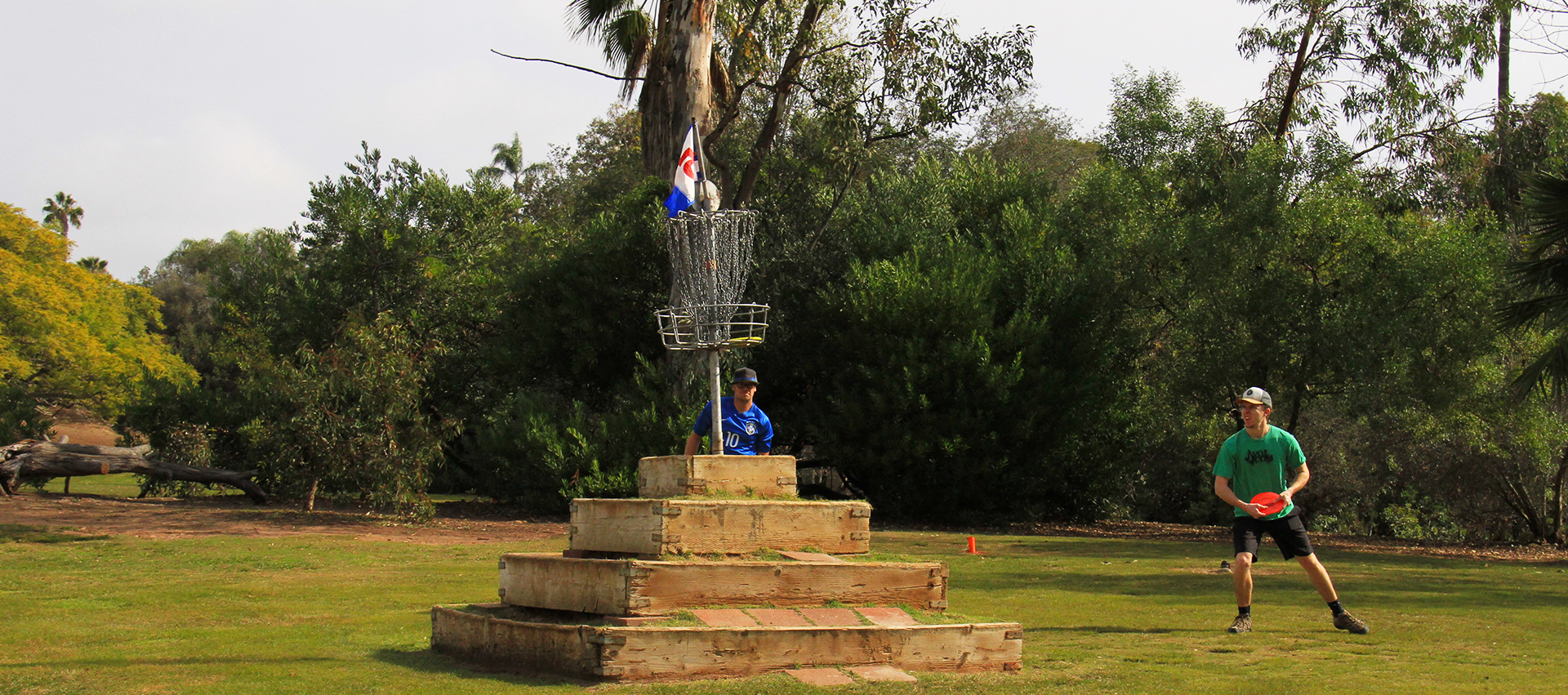 Morley Field Disc Golf