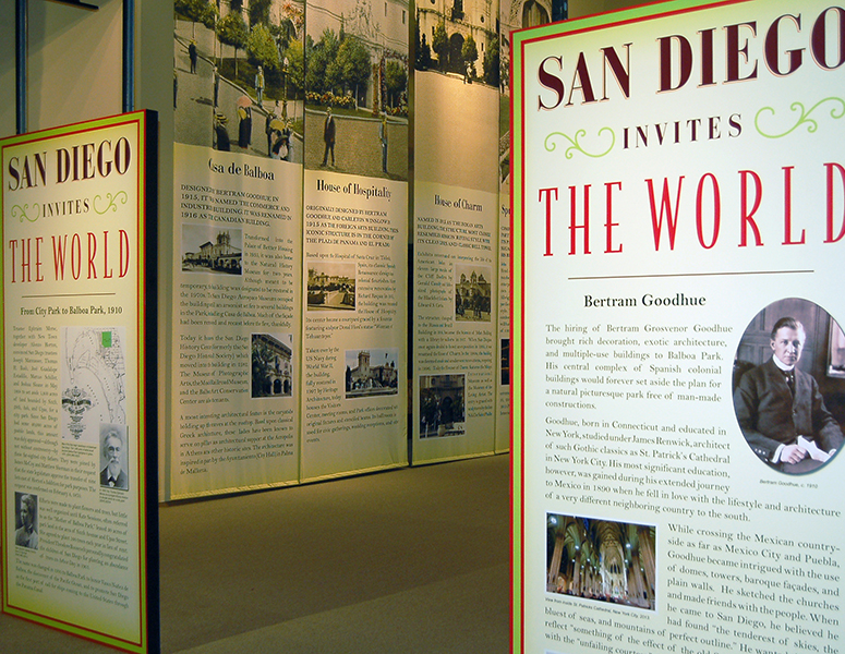 San Diego Invites the World