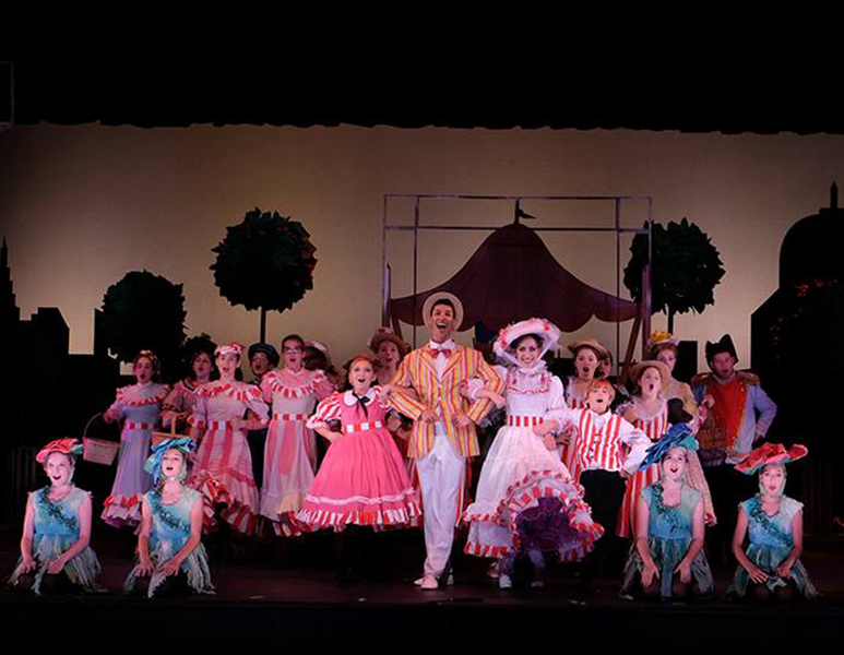 San Diego Junior Theatre - Mary Poppins