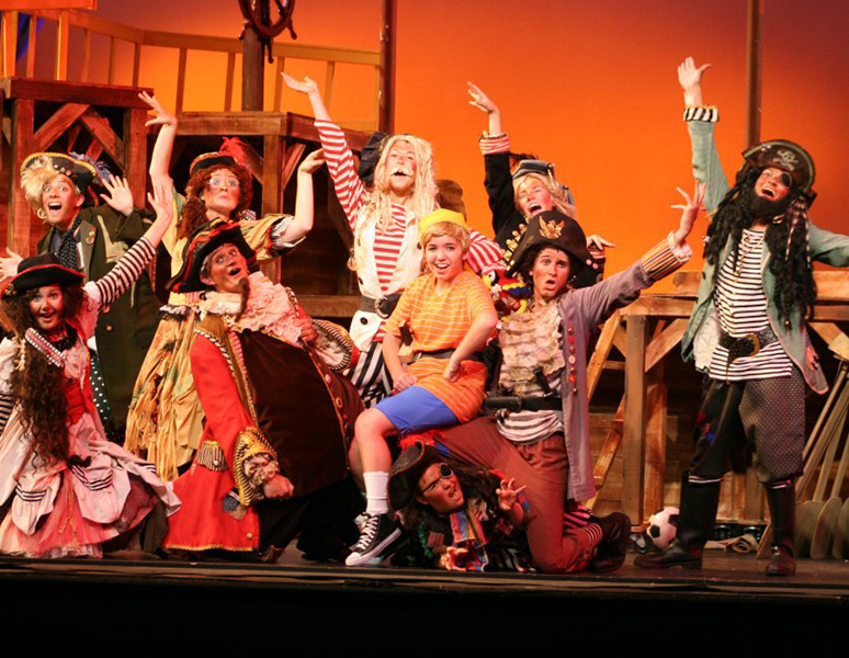 San Diego Junior Theatre - Peter Pan