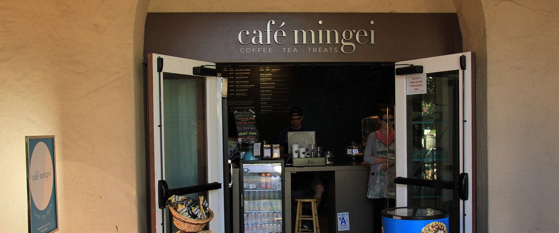 Caf Mingei At Balboa Park
