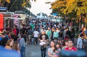 Balboa Park Food Truck Friday picture
