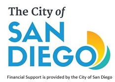 Financial Support provided by the City of San Diego