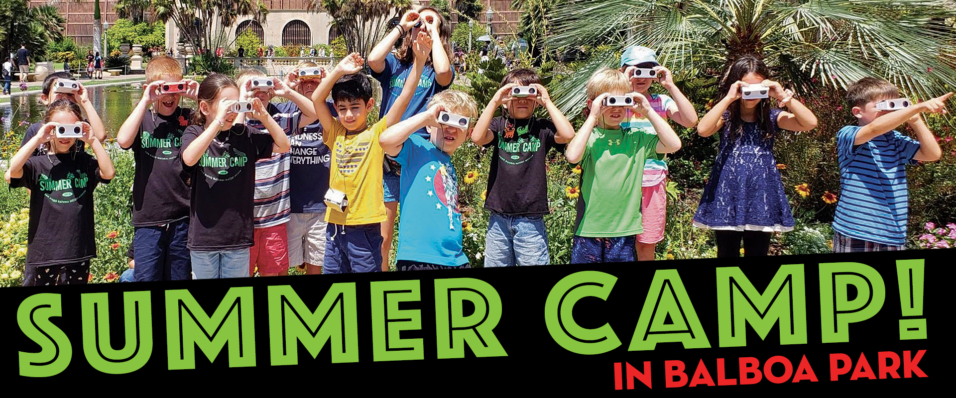 San Diego's Best Summer Camp Destination is Balboa Park!