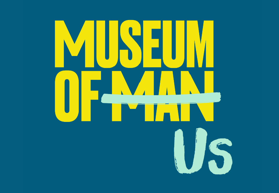 Museum of Us new Logo