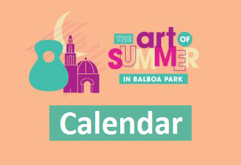 Art of Summer Calendar Button