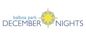 Balboa Park December Nights logo