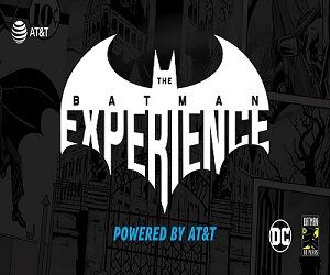 The Batman Experience at The Comic-Con Museum