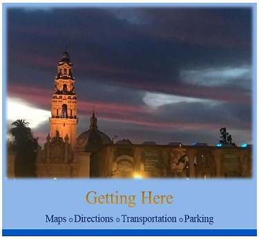 Getting to Balboa Park