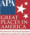 Great Places in America logo
