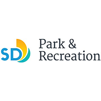 San Diego Parks and Recreation logo