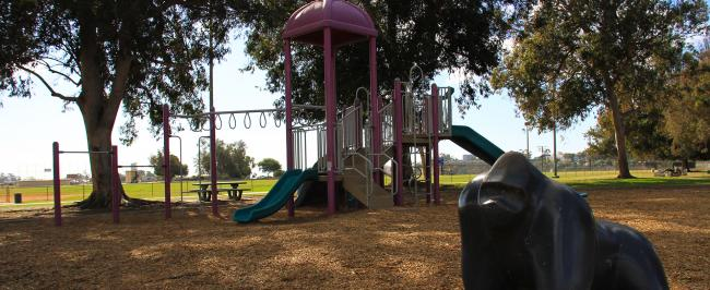 Morley Field Playground