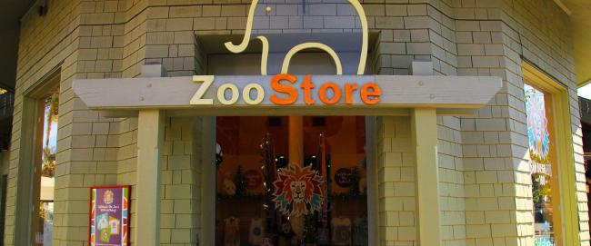 San Diego Zoo Shop