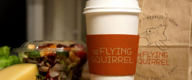 Eat at the Flying Squirrel at The Nat